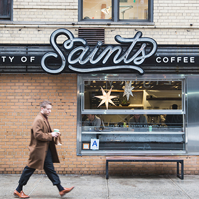City of Saints Coffee Roasters (Astor Cafe)