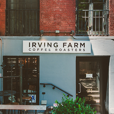 Irving Farm Coffee Roasters (Gramercy)
