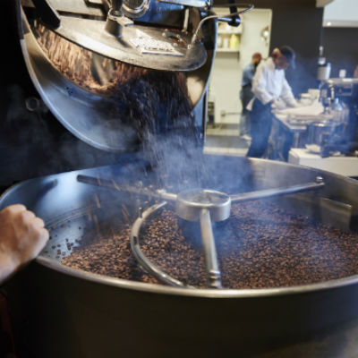 Toby's Estate talk Small Batch Roasting